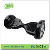 2 rueda Hoverboard eléctrico con la luz del LED
