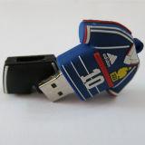 La sfera di numero 10 copre più azionamento dell'istantaneo del USB del PVC di colore può essere marchio personalizzato 256GB
