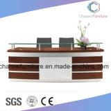 Design moderno mobiliário mesa de madeira Mesa de recepção