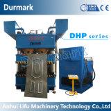 Машина давления двери Dhp-4000t гидровлическая стальная, машина давления кожи двери