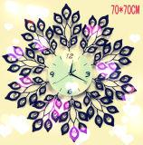 Цифровые часы украшения европейского типа кристаллический