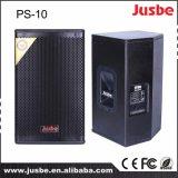 Gute Qualitätsstadiums-Großhandelslautsprecher-PROlautsprecher-Lautsprecher PS-10