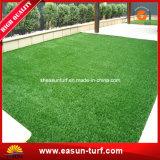 Tappeto erboso sintetico dell'erba per il giardino e la casa di paesaggio