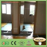 Placa de borracha da espuma da isolação acústica da absorção para a parede interior