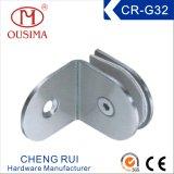90度の浴室の区分のガラス固定のハードウェア(CR-G30)