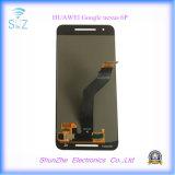 Nuova affissione a cristalli liquidi astuta originale dello schermo di tocco del telefono delle cellule per il nesso 6p di Huawei Google