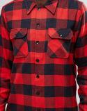 Het Gecontroleerde Overhemd van Wholesales van mensen Dickies