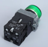IP40によって照らされるタイプ押しボタンスイッチ
