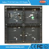 RGB Volledige Binnen Vast LEIDEN van de Kleur P7.62 Teken voor Winkelcomplex