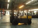 4ton LPG Benzin-Gabelstapler mit Becken (FG40T)
