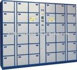 Kast van de Opslag van de Bagage van de Luchthaven van de Code van Qr van de streepjescode de Veilige