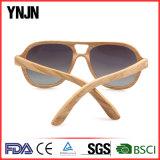 Lunettes de soleil en bambou normales en gros de Ynjn