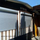 Obturateurs en aluminium de rouleau de modèle de Morden pour la porte de garage