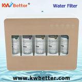 Домоец стерилизации фильтра воды ультрафильтрования 5 этапов специфический