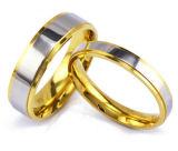 Joyería de Shineme entre la plata y el anillo azul de la joyería de la carrocería (SSR2775)