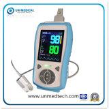 徴候のモニタのUSBが付いている携帯用Handhledのパルスの酸化濃度計Oxymeter