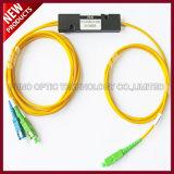 Sistemas de fibra óptica FWDM Filtros de sinal de filtro WDM Splitter