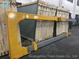 Tipos de vidrio de la hoja del vidrio de Topo Fabricante (T-TP)