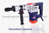 기계설비 손은 도구로 만든다 전기 기계 파괴 망치 (DH35)를