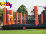 Flan gonflable pour paintball pour Paintball Bunker