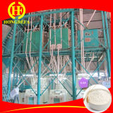 Type de structure en acier 50t / 24h Fraiseuse à farine de blé
