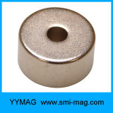 Ímã de anel N35 permanente Neodímio para alto-falante magnético