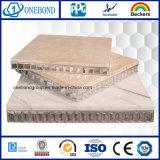 El panel ligero del mármol y del panal de la piedra para el suelo