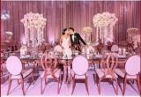 Silla blanca de la boda del Trono, de oro barroco Silla de comedor, sillas de banquete de la boda