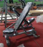 Lifefitness Gymnastik-Gerät/athletische Serien-justierbarer Prüftisch mit dem Sperrung des Systems (SF1-6010)