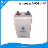 Lange Nutzungsdauer-Qualitäts-Nickel-Eisen-Batterie Ni-F.E. Batterie Tn200 für Sonnenenergie