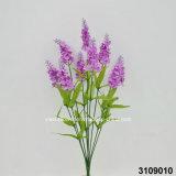 인공 플라스틱 또는 실크 꽃 라벤더 부시 (3109010)