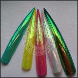 Chamäleon-Spiegel-Effekt-Pearlescent Acrylnagellack-Pigment