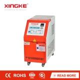 熱油加熱器を形成する型の温度調整
