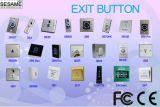 Edelstahl-Tür-Taste für Zugriffssteuerung mit Cer (SB6-Squ)
