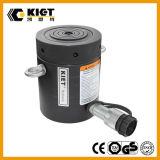 Cilindro idraulico del controdado di alluminio a semplice effetto con pressione 70MPa