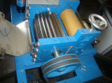Un tornillo de alta calidad de la extrusora de reciclaje