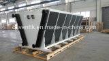 Refroidisseur d'air à air comprimé en acier inoxydable 316L en acier inoxydable