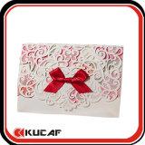 Kundenspezifischer Hochzeits-Einladungs-Karten-Druck