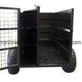500kgs de kleine Aanhangwagen van de Aanhangwagen van het Vervoer/van de Aanhangwagen van het Vervoer van het Vee/van de Aanhangwagen van het Vervoer van Schapen/van het Vervoer van Emmers/de Aanhangwagen van het multi-Vervoer voor Quad/ATV/UTV