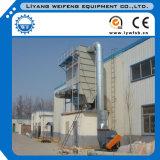Industrie sidérurgique &#160 ; Collecteur de poussière de filtre à manches