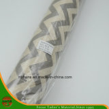 Tecido de linho impresso (HANS-86 # -1)