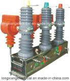Zw32-12 Type Outdoor Hv Vacuum Circuit Выключатель  с ISO9001-2000