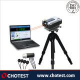 Máquina de teste dinâmica para CMM a calibração