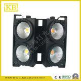Cores frias COB Blinder iluminação LED de luz