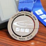 주문 은 아연 합금 체조 스포츠 메달 도매