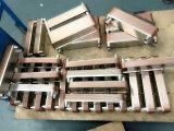 Cambiador de calor cubierto con bronce alta calidad de la placa de China para el refrigerador de agua