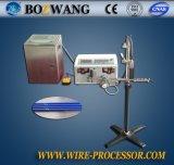 Marcação do fio, estaca e máquina de descascamento automáticas