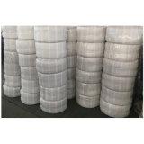 Glatte Faser-umsponnener Gummiöl-Schlauch der Oberflächen-10mm