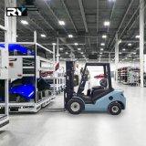 Koninklijke Diesel van 2.5 Ton Vorkheftruck met de Motor van Mitsubishi