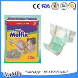 Quente-Vendendo o tecido do bebê, o bebê Pamper em África